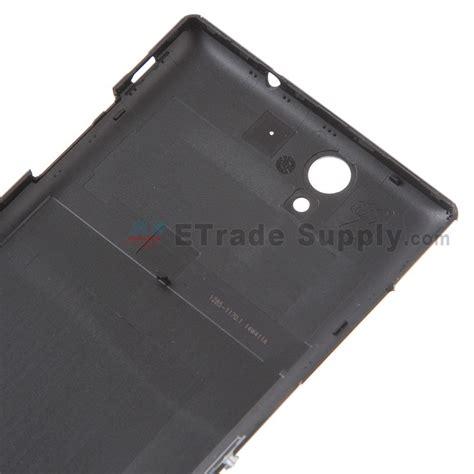 Backdoor Xperia C sony xperia c3 battery back door etrade supply