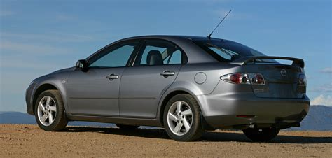 classic mazda 2003 mazda 6 sedan 2 3 related infomation specifications