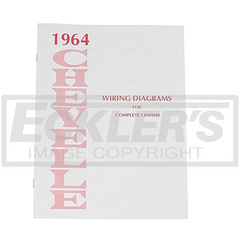 el camino wiring diagram manual 1964 el camino parts
