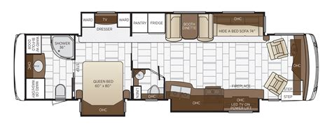 newmar floor plans ventana floor plan options newmar