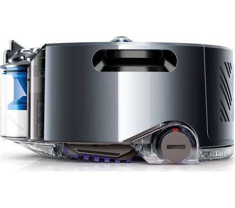 Vacuum Cleaner Robotic buy dyson robot 360eye robot vacuum cleaner blue nickel free delivery currys