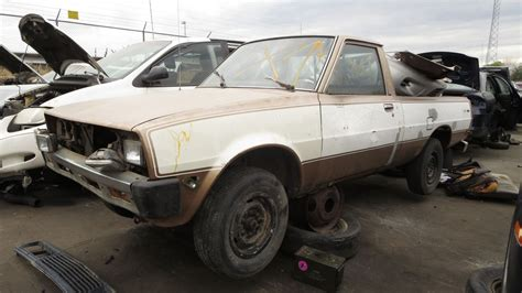 junkyard find  dodge ram  prospector  truth  cars