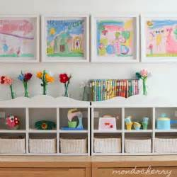 Children S Home Decor by Children S Art Work As Home D 233 Cor Playrooms