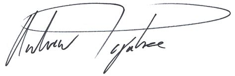 Signature by Practising My Author S Signature With Good Reason