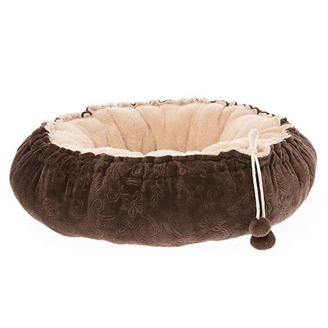 cat beds petsmart whisker city 174 buttercup bolster cat bed cat cuddler beds