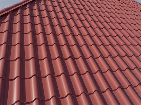 Metal Tile Roof Tile Roof Interlock Metal Roofing Systems