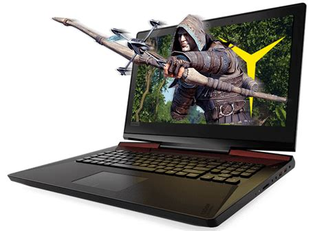 Lenovo Y920 legion y920 17 inch pro level gaming laptop lenovo us