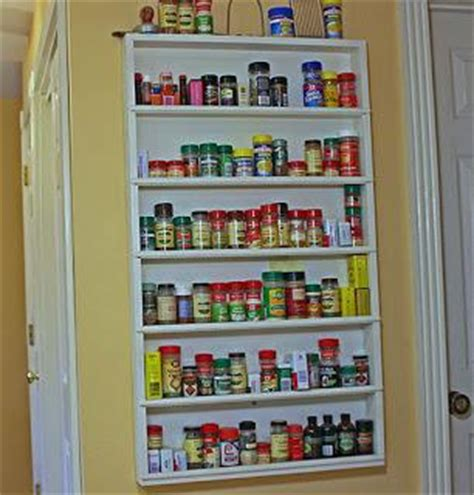 Large Spice Rack With Spices Large Spice Rack Plans Plans In Wall Spice Rack Plans