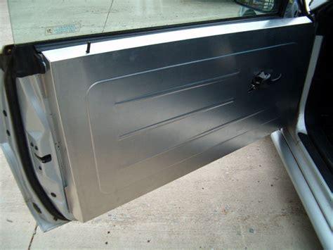 Aluminum Door Panels by Mustang Door Panels
