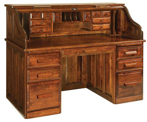 classic roll top desk amish furniture store mankato mn
