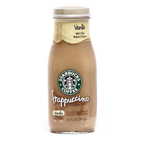 Vanilla Coffee Frappuccino best convenience store supplies store