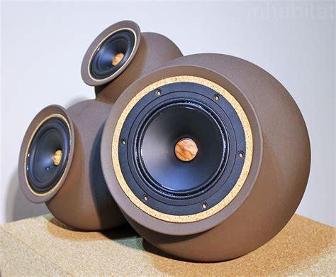 Design Speakers mapu guaqu 233 n the sound of the earth speakers 171 inhabitat