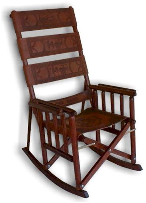 los folding rocking chairs de costa rica types