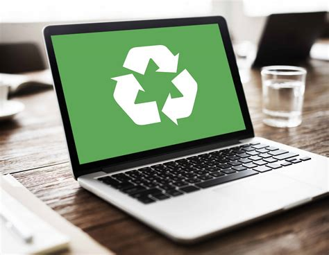 corporate electronics recycling recovery surplus
