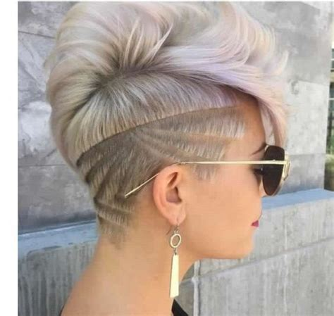 part shaved hairstyles for women best 25 women s shaved hairstyles ideas on pinterest