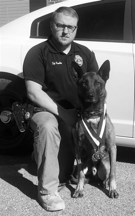 Richland Police Department mourns loss of K-9 Rico | WJTV