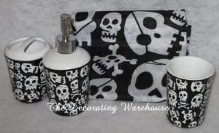 skull bathroom set bathroom ideas decor