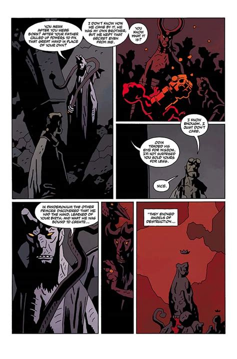 hellboy in hell vol 1 the descent preview hellboy in hell vol 1 the descent dark horse 171 the geeksverse