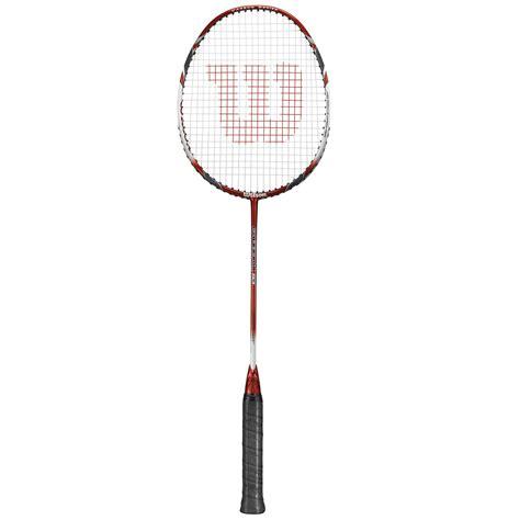 Raket Carbon wilson carbon 83 badminton racket sweatband