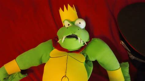 king k rool figure king k rool puppet by gruntchovski on deviantart