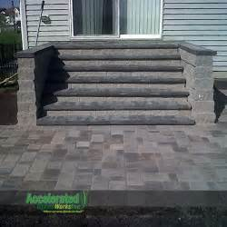 36 best images about block and paver design ideas on pinterest raised patio walkways and step