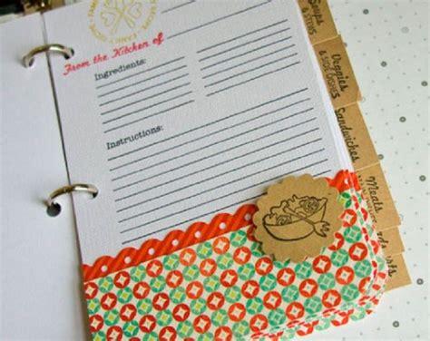 Handmade Cookbook - top 10 diy creative cookbooks top inspired