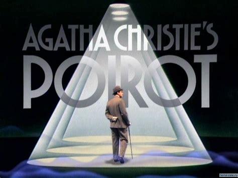 theme music hercule poirot agatha christie thinking about books