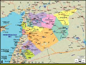 Maps Of Syria by Syria Wall Map Maps Com