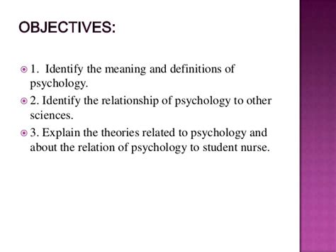1 introduction to psychology