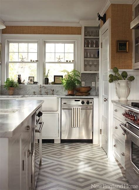 20 painted floors with modern style 223 best images about kitchen floors on pinterest