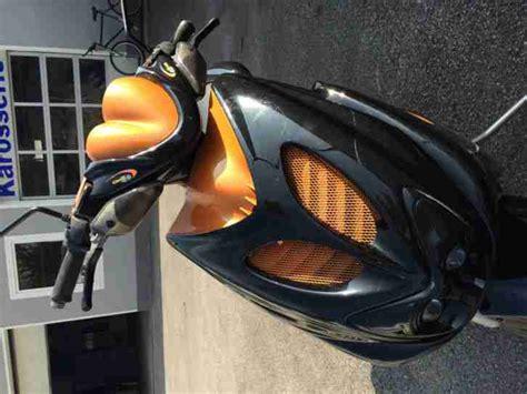 Motorroller Aerox Gebraucht by Mbk Nitro Yamaha Aerox Motorroller 3500km 50ccm Bestes