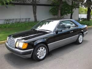 1988 Mercedes 300ce 1988 Mercedes 300ce