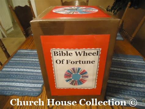 Bible Wheel Of Fortune How To Make Your Own Wheel Of Fortune