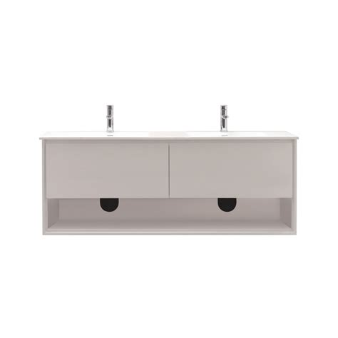 63 bathroom vanity sink 63 inch sink wall hung bathroom vanity