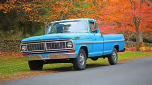 Ford 1970 Truck Ford F 100 Truck 1970 Review