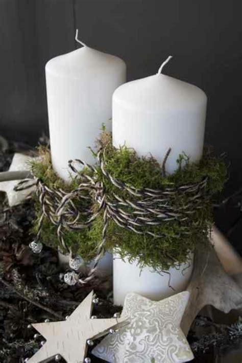 tischdeko weihnachten naturmaterialien tischdeko zu weihnachten 100 fantastische ideen