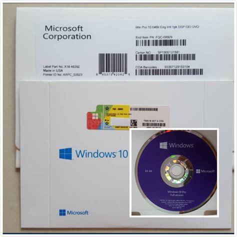 Sofware Windows 10 Home 64bit Oem price comparisons microsoft windows 10 home 64bit oem dvd