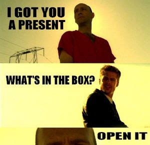 Whats In The Box Meme - baby carrier by jin2sin meme center