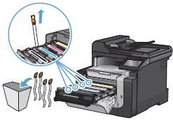 Drucker Toner Entsorgen by Einrichten Der Druckerhardware F 252 R Die Drucker Der