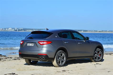 maserati car 2017 2017 maserati levante review caradvice