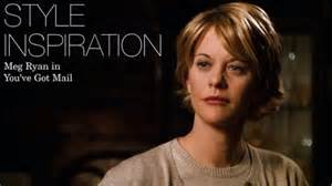 meg in you ve got mail haircut style inspiration meg ryan in you ve got mail jaclyn