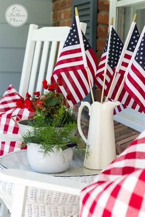 patriotic decorating ideas 401 best images about farmhouse porches on pinterest