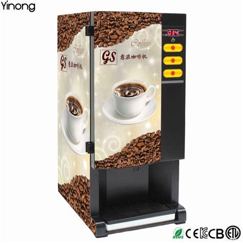 Instant Coffee Vending instant coffee vending machines espresso nespresso