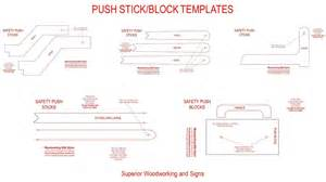 push stick template free woodworking plans by wwmm viewers woodworking for