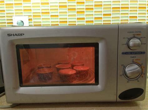 Microwave Ukuran Sedang kreasi dapur iis sukendar cake wortel dalam cup carrot