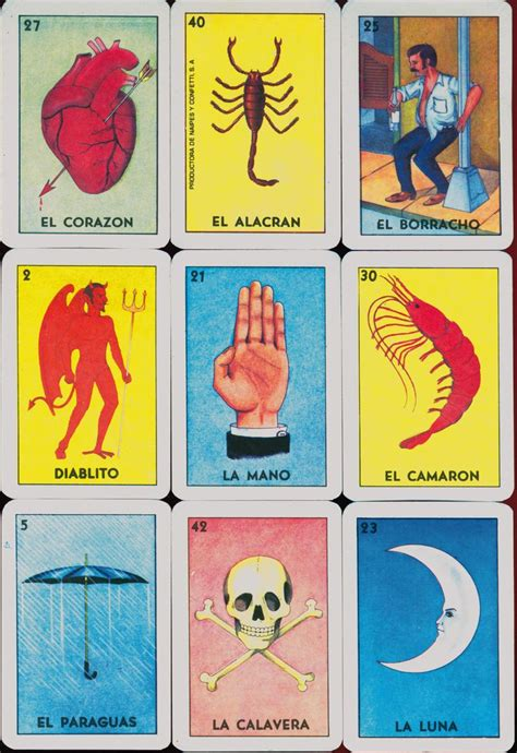 Mexican Chalupa Card Template by Loteria Cards Loteria