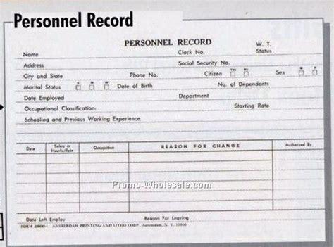 Personal Records 6 3 4 Quot X8 1 2 Quot High Impact 2 Part Desk Receipt Book Wholesale China
