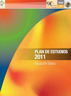 programa de tercer grado de primaria 2015 pdf rentmexru plan y programas de estudio 2011 educacion b 193 sica