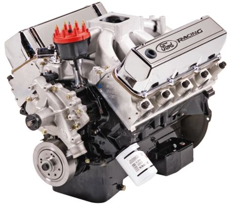 Ford Racing Engines by 7 5l 460 Quot Cobra Jet Quot 550hp Ford Racing Performance