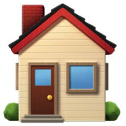 house emoji house emoji u 1f3e0